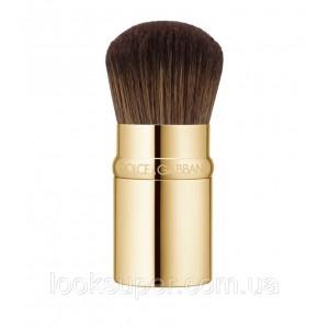 Выдвижная кисть кабуки Dolce & Gabbana  Retractable Kabuki Powder Brush