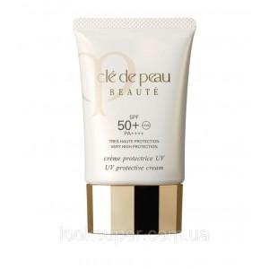 Солнцезащитный крем Сlé de Peau Beauté UV Protective Cream SPF 50+ (50ml)