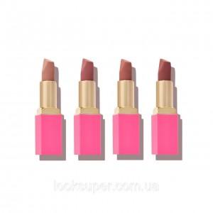 Набор губных помад Juvia's Place The Nudes Mauves Lipstick Bundle