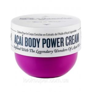 Крем для тела SOL DE JANEIRO  Açaí Body Power cream  (240ml)