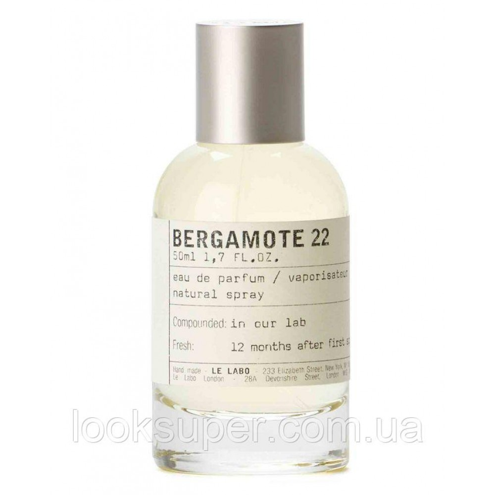 Парфюмированная вода LE LABO Bergamote 22 - Eau de Parfum (50ml )