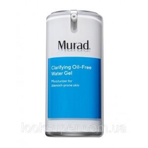 Безмаслянный гель для умывания Murad  Clarifying Oil-Free Water Gel ( 48ml )