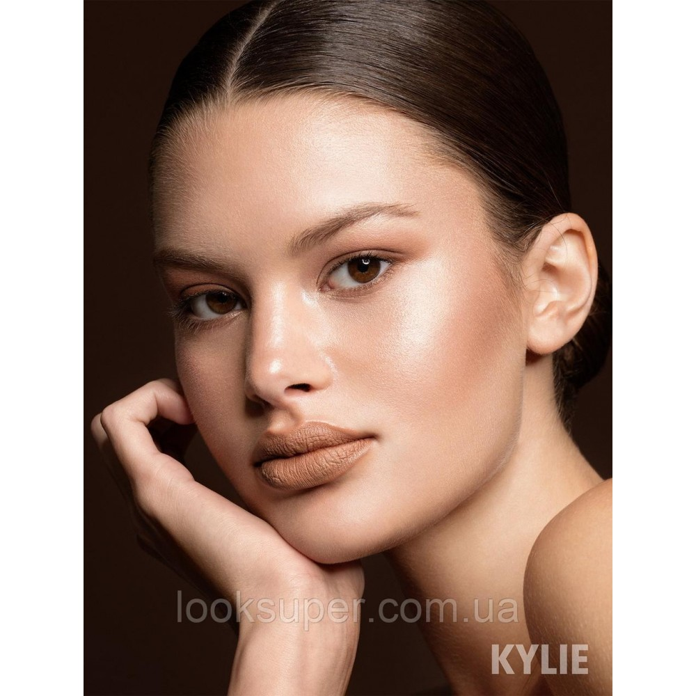 Набор для губ (помада+ карандаш) Kylie Cosmetics  LIP KIT HAZEL