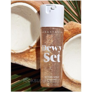 Спрей Anastasia Beverly Hills Dewy Set Setting Spray 100ml