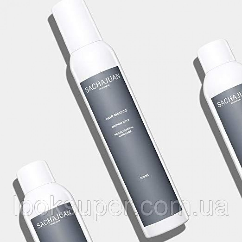 Мусс для укладки волос SACHAJUAN Hair Mousse 200ml