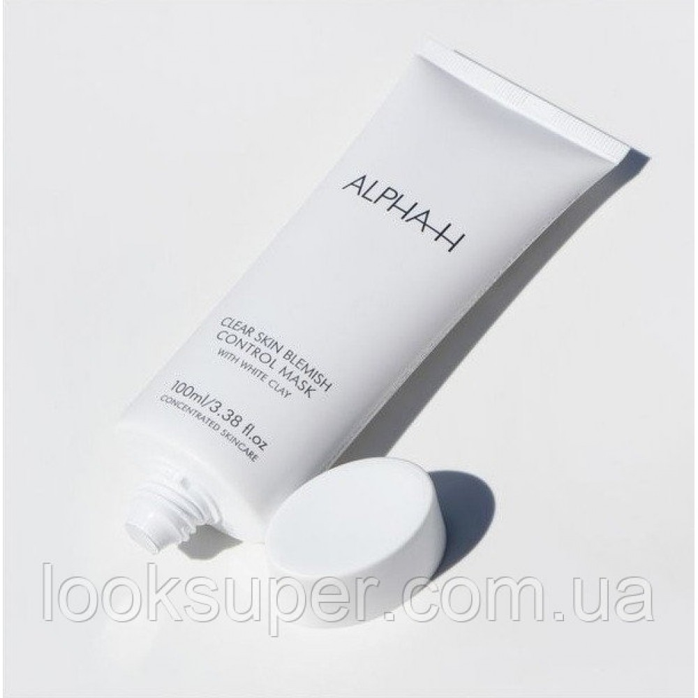 Маска для лица ALPHA -H Clear Skin Blemish Control Mask ( 100ml )