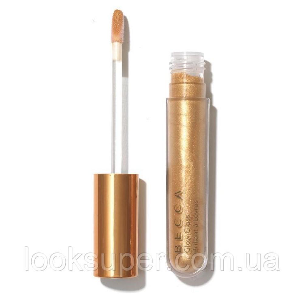 Блеск для губ BECCA Glow Gloss Champagne Crème ( ограниченный выпуск)