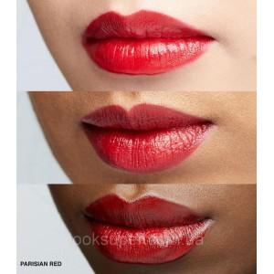 Атласная помада для губ Боби Браун  Luxe Lip Color Parisian Red