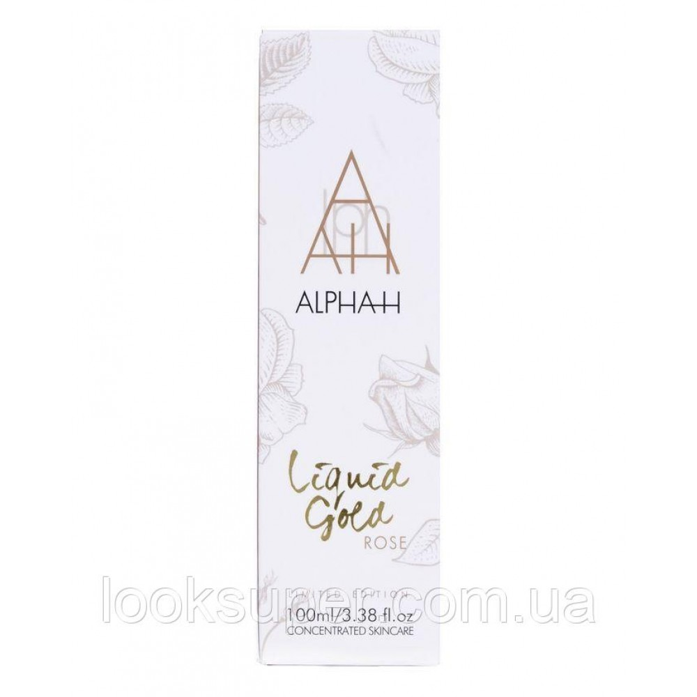 Лосьон ALPHA -H Liquid Gold Rose ( 100ml )