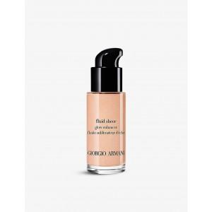 Жидкий хайлайтер Armani Beauty Fluid Sheer Skin Illuminator  - 2