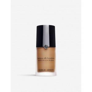Сияющая тональная основа Armani Beauty Luminous Silk foundation - 5.25
