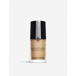 Сияющая тональная основа Armani Beauty Luminous Silk foundation - 5.5