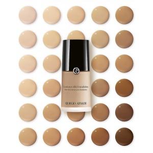 Сияющая тональная основа Armani Beauty Luminous Silk foundation - 6