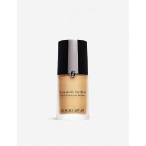 Сияющая тональная основа Armani Beauty Luminous Silk foundation - 6.25