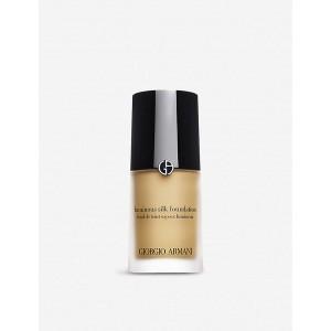 Сияющая тональная основа Armani Beauty Luminous Silk foundation - 6.5