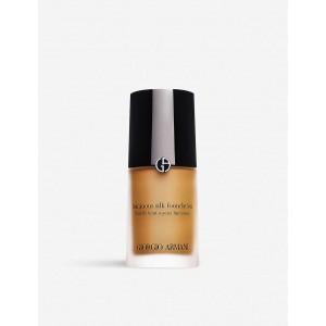 Сияющая тональная основа Armani Beauty Luminous Silk foundation - 8.5