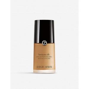 Сияющая тональная основа Armani Beauty Luminous Silk foundation - 7.8
