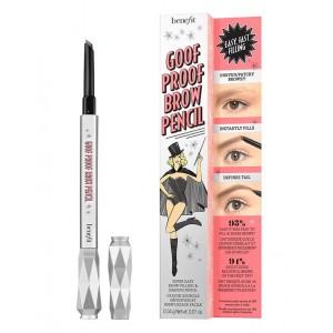 Карандаш для бровей BENEFIT Goof proof eyebrow pencil  4 - Medium (0.34g)