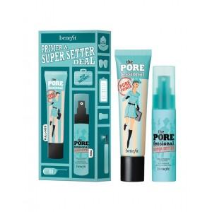 Набор BENEFIT Prime & Super Setter Deal Porefessional Face Primer & Setting Spray Duo ( 30ml, 22ml )