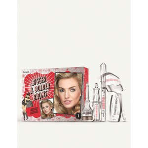 Набор для макияжа бровей BENEFIT Bigger & bolder brows kit -  Light 01